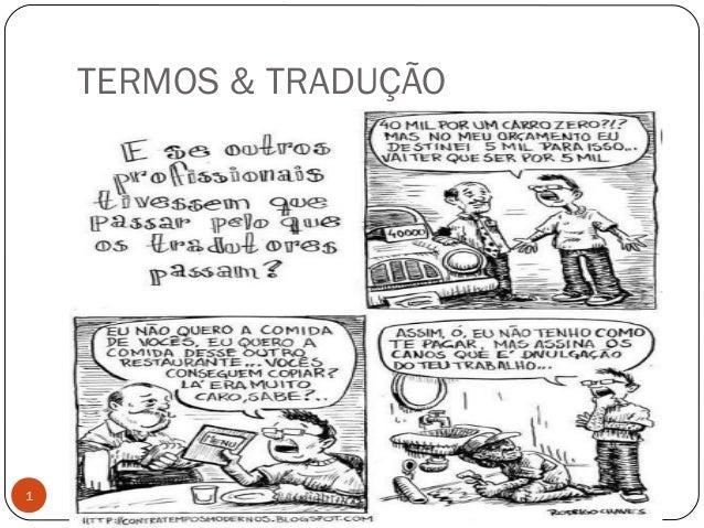 TERMOS & TRADUÇÃO 2012Simone Vieira Resende - Terminologia - UGF1
