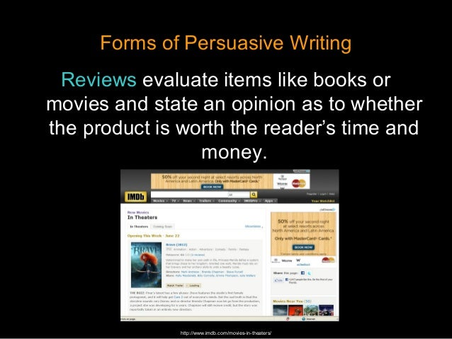 What are some good evaluation essay topics? (movie or celebrity related?)?