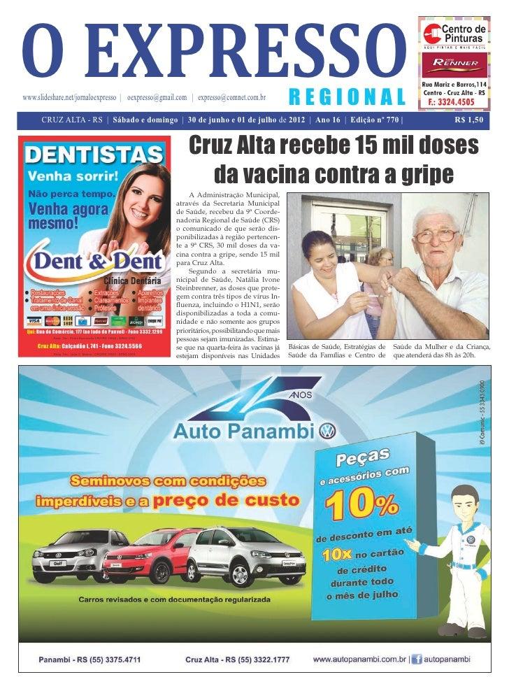 o expressowww.slideshare.net/jornaloexpresso | oexpresso@gmail.com | expresso@comnet.com.br                               ...