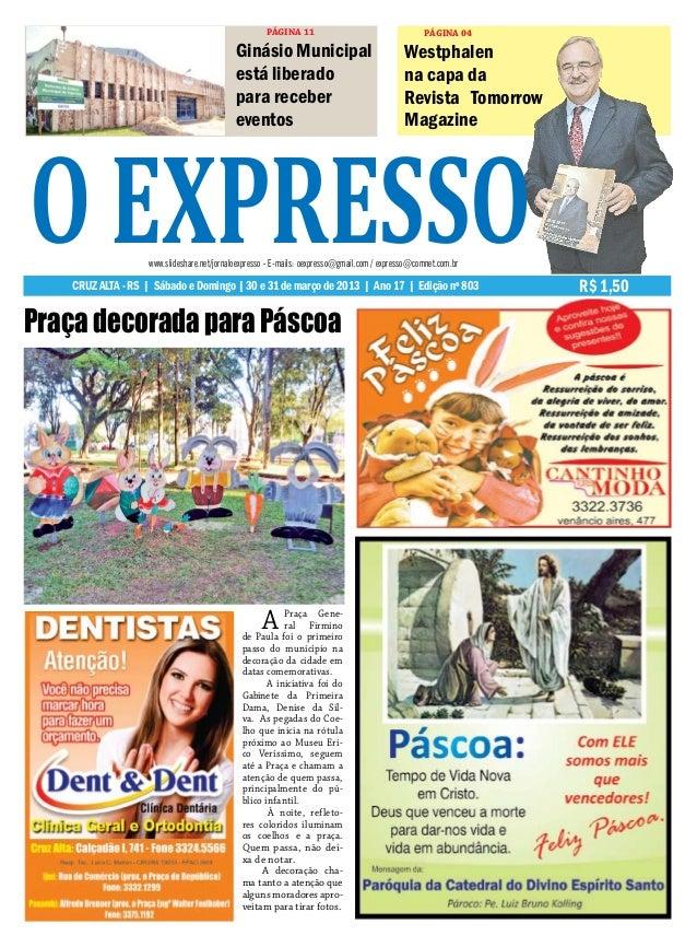 PÁGINA 11                                     PÁGINA 04                                           Ginásio Municipal       ...