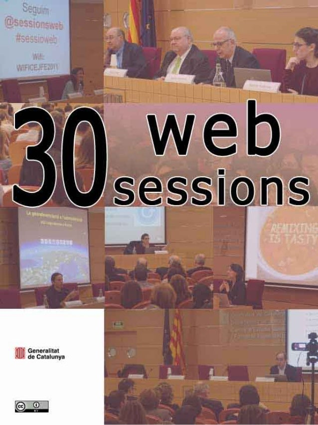 30 sessions web. Síntesis EN