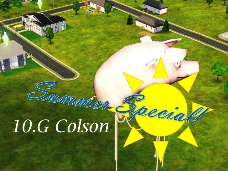 Colson #31