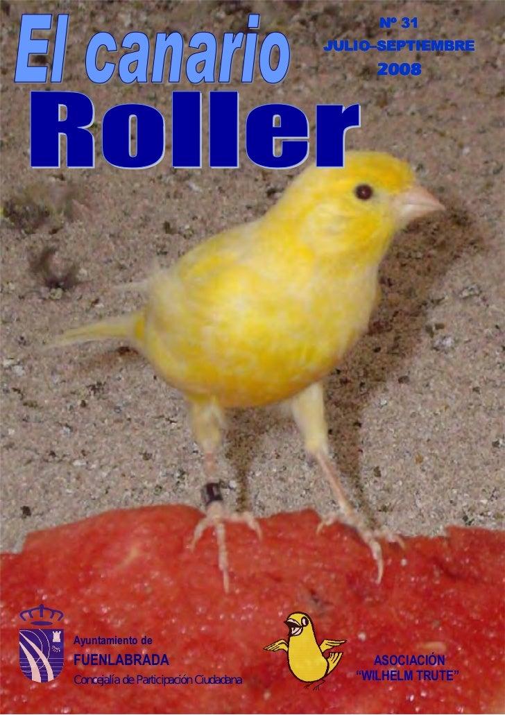31. el canario roller