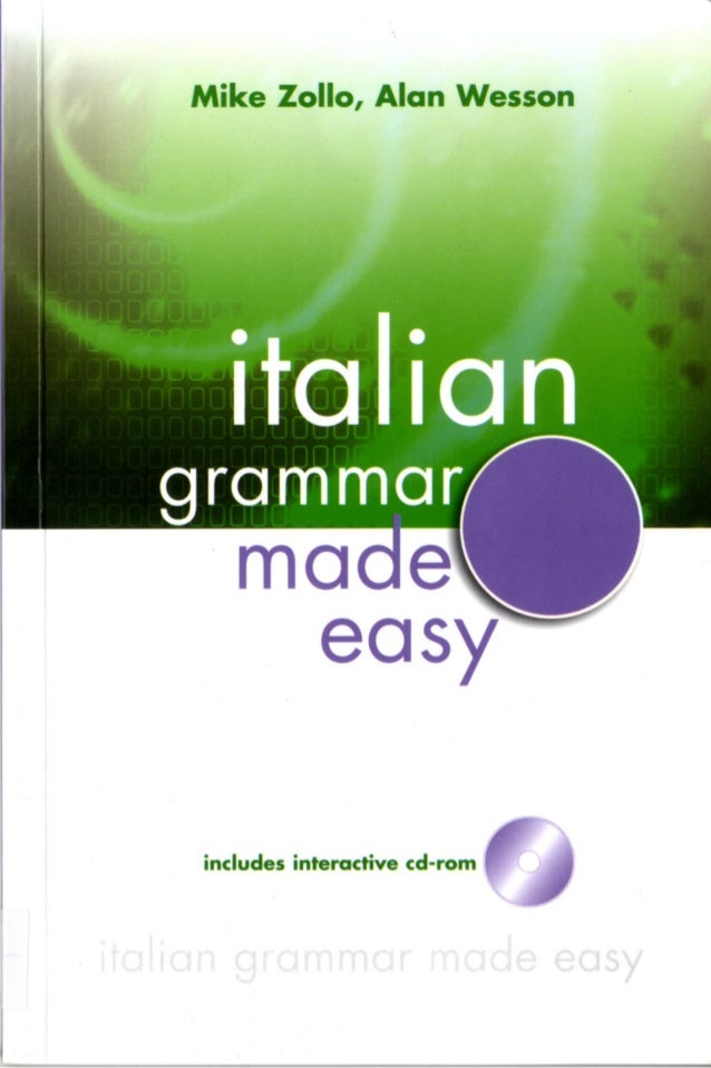 Easy Italian Reader Pdf Download