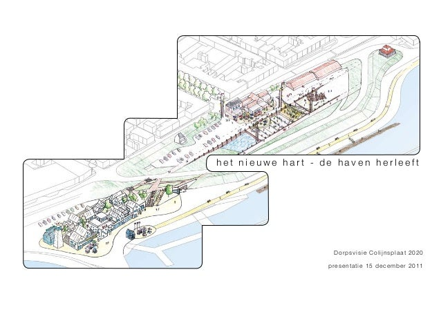 Dorpsvisie Colijnsplaat 2020 h e t n i e u w e h a r t - d e h a v e n h e r l e e f t presentatie 15 december 2011