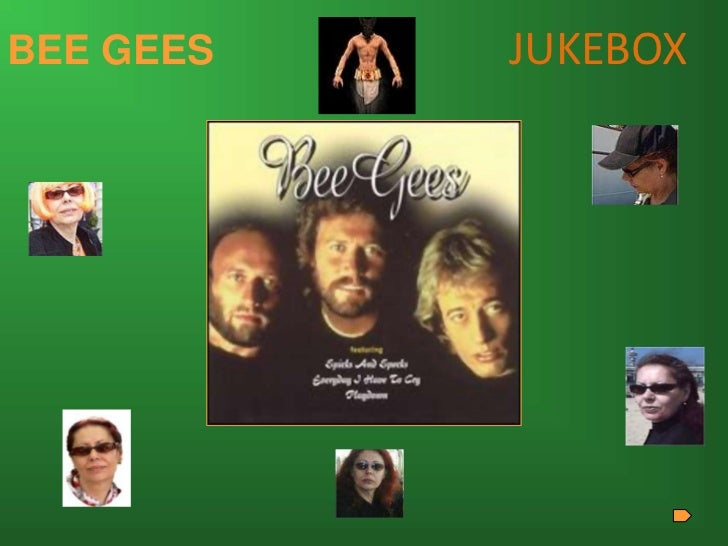 JUKEBOX<br />BEE GEES<br />