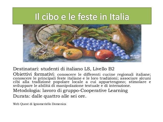 31408665 web-quest-il-cibo-e-le-feste-in-italia