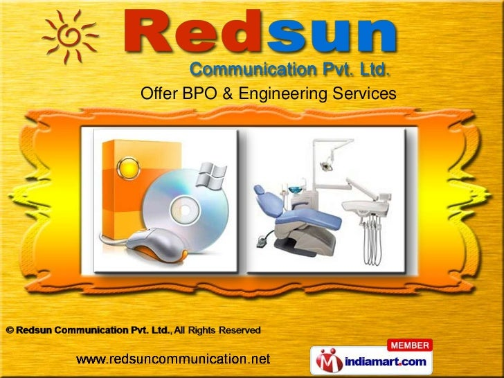 Offer BPO & Engineering Services