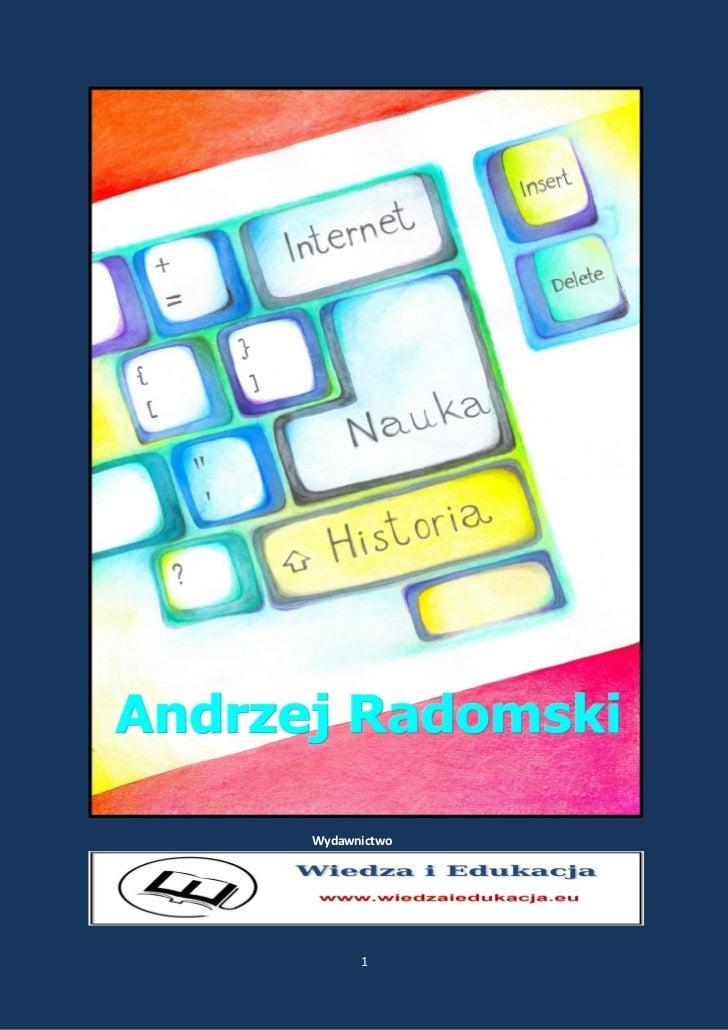 31685096 internet-nauka-historia-internet-science-history