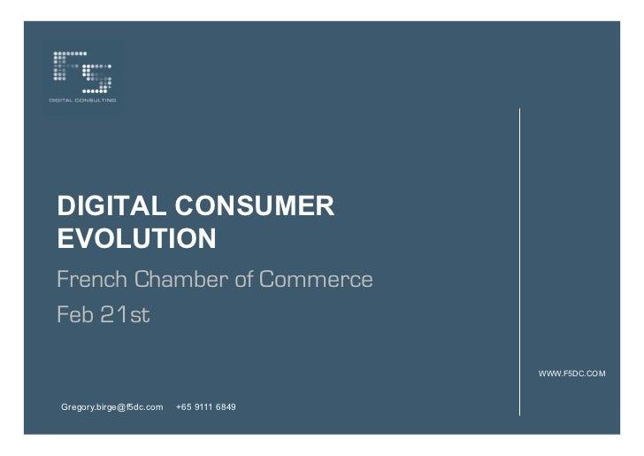 Digital Consumer FCCS0221