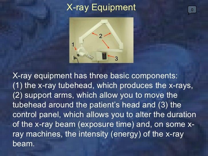 Radiology X Ray Production