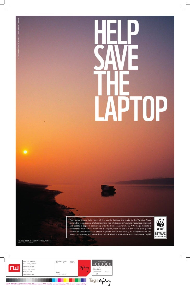 Help Save the Laptop