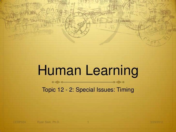 324 12 2 special topics timing