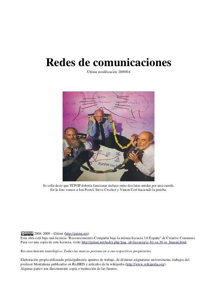 Redes-de-Comunicaciones