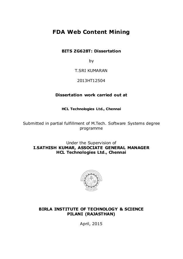 Bits dlpd dissertation