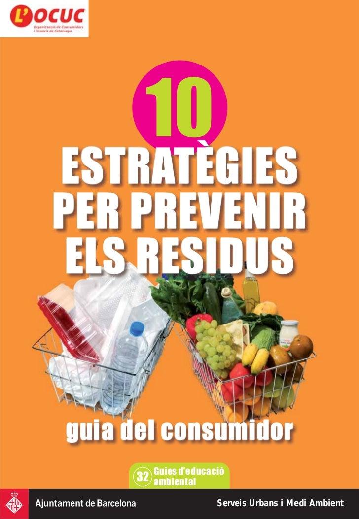 prevencio residus