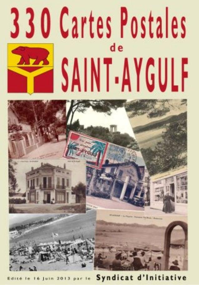 330 cartes postales de saint aygulf