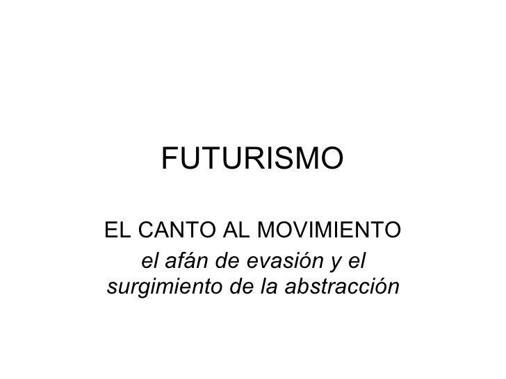 3.3.2 Futurismojineteazul