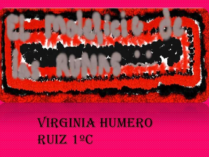 Virginia HumeroRuiz 1ºC