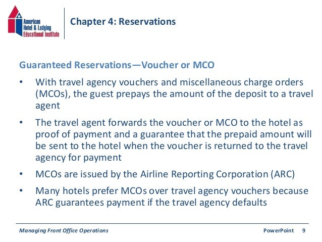 Chapter 4 reservations for Agence reservation hotel