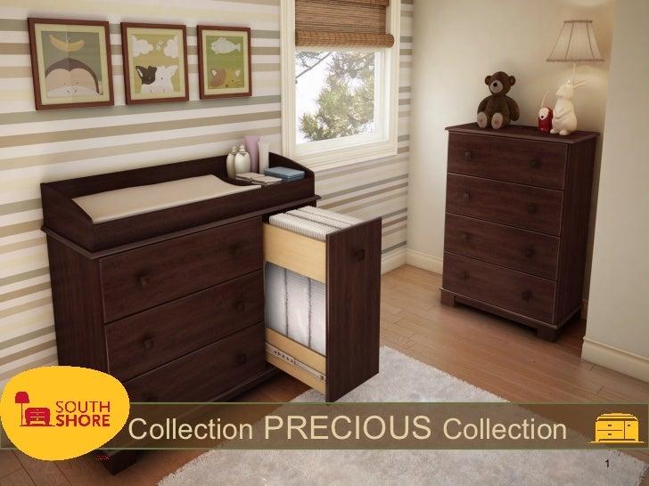 South Shore Furniture PRECIOUS COLLECTION Meubles South Shore