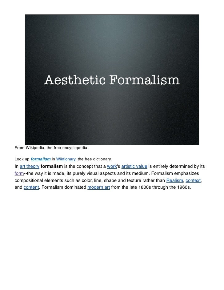 formalist literary analysis Formalism is a literary theory that was spearheaded by two main bodies – russian formalists and new critics – which focused on understanding the.