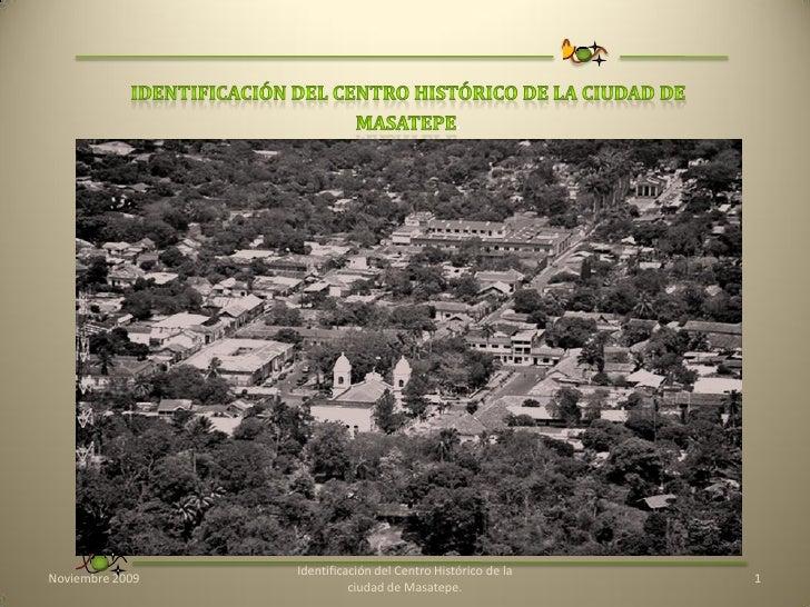 pp tesina Ide CHMasatepe.1