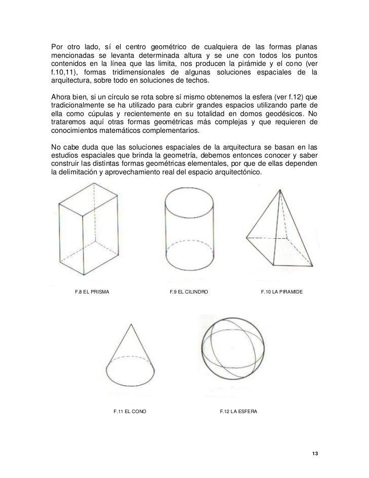 Texto b sico de geometr a descriptiva para arquitectura for Arquitectura que se estudia