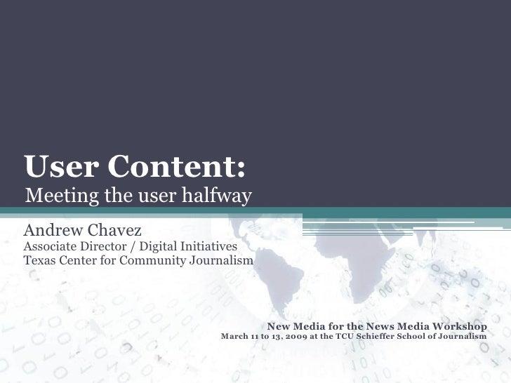 User Content