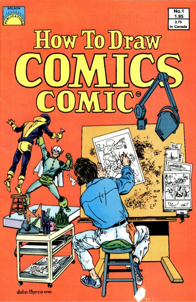 Force Character Design From Life Drawing Pdf Download : How to draw comics by john byrne