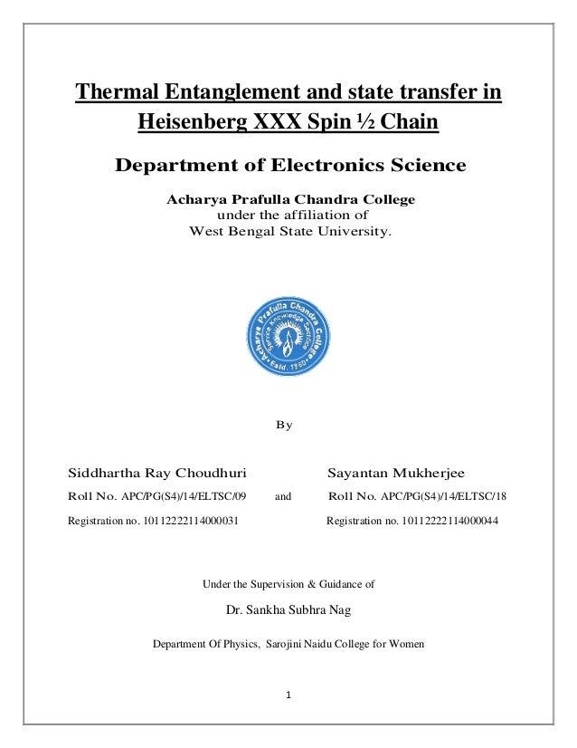 siddhartha thesis