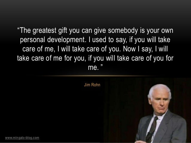 33 Inspirational Quotes By Jim Rohn