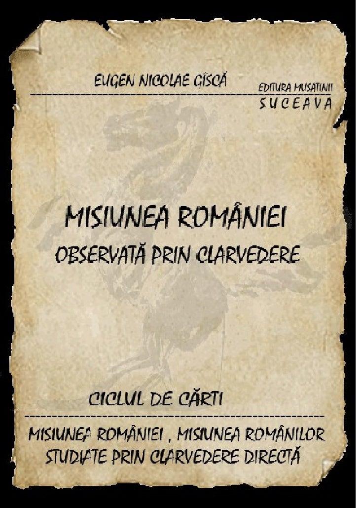 Eugen Nicolae Gîscă                      2