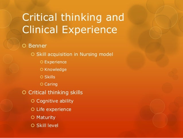 reflective essay clinical skills