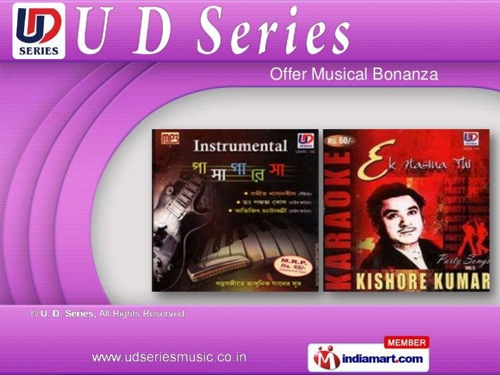 Offer Musical Bonanza