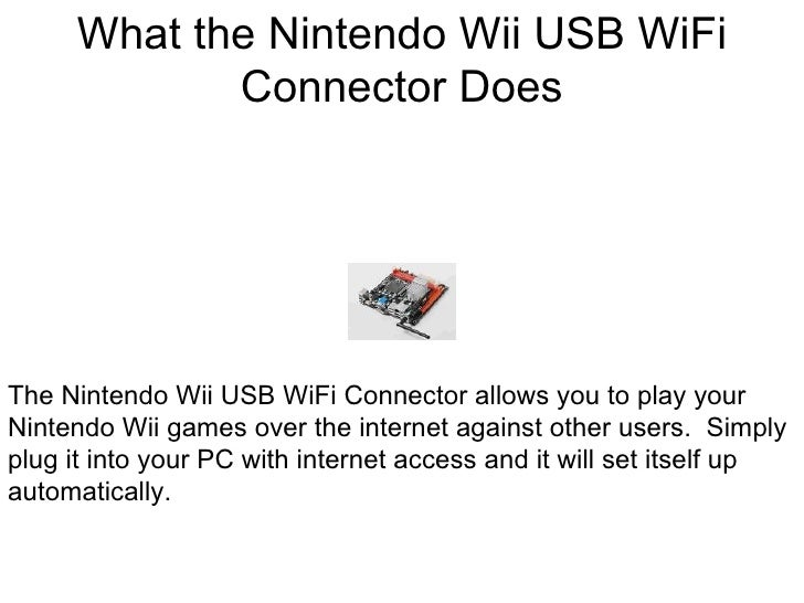 How to Hook up the Wii