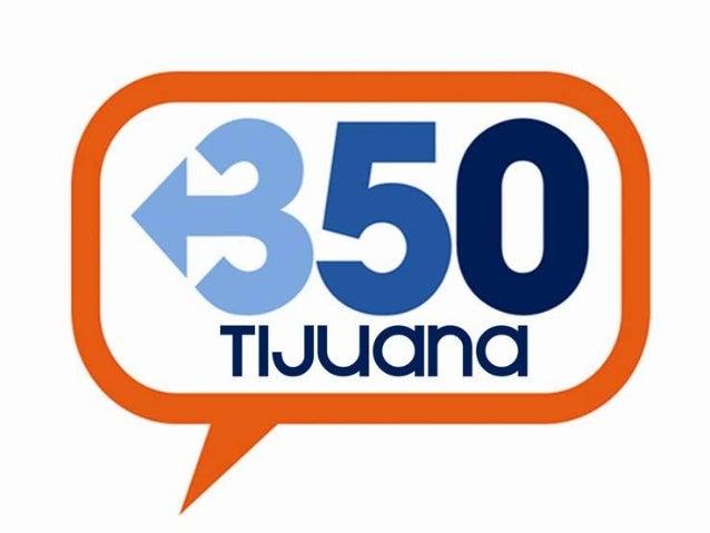 350.org Tijuana
