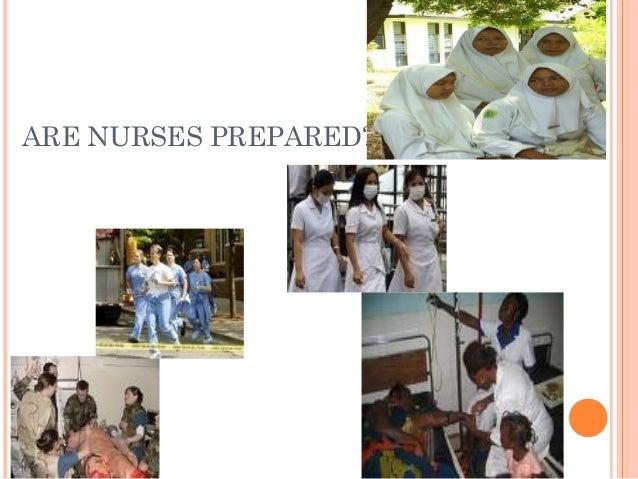 Disaster planning nursing