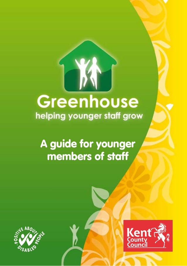 A guide for younger members of staff