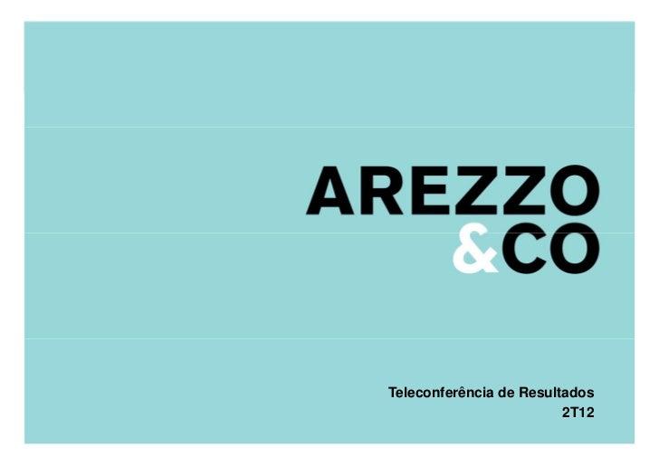 356 2 t12_arezzo_apresentacao