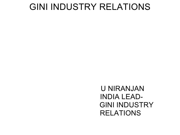 Industrial Collaboration