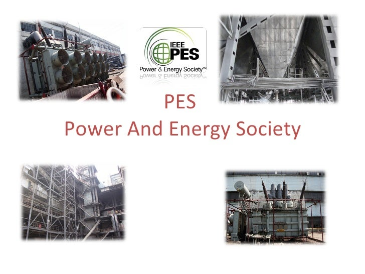 PES  Power And Energy Society