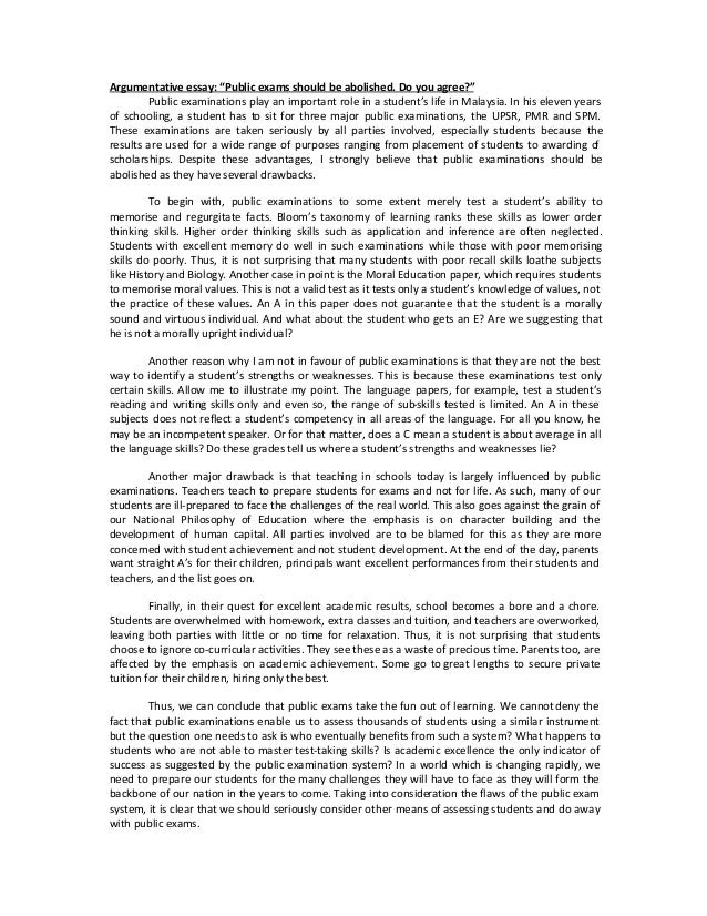 Essay On Election In College