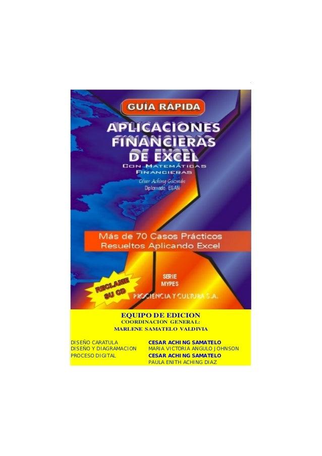 35929673 aplicaciones-financier-as-de-excel
