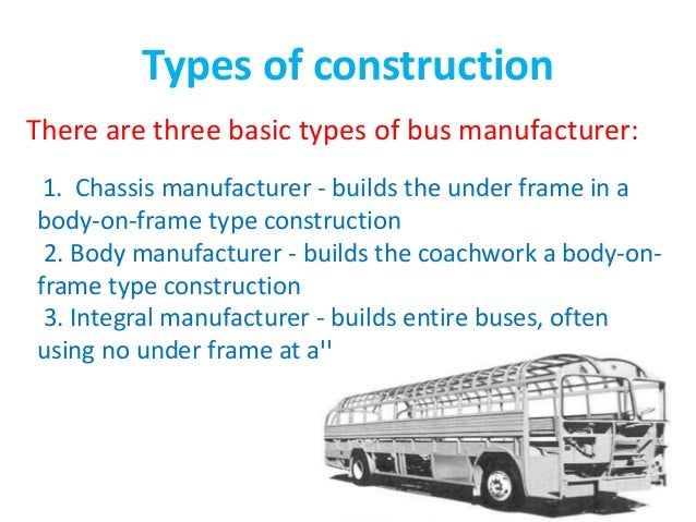 Bus and Truck Driver types report writing