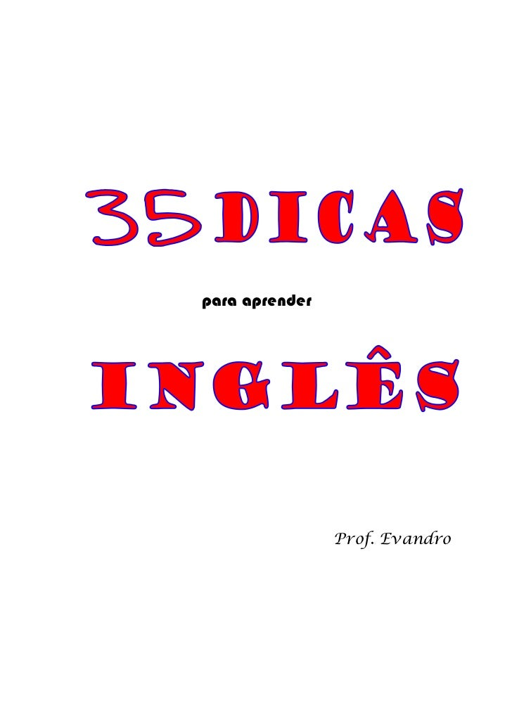 para aprender                       Prof. Evandro                  ©  webpublication
