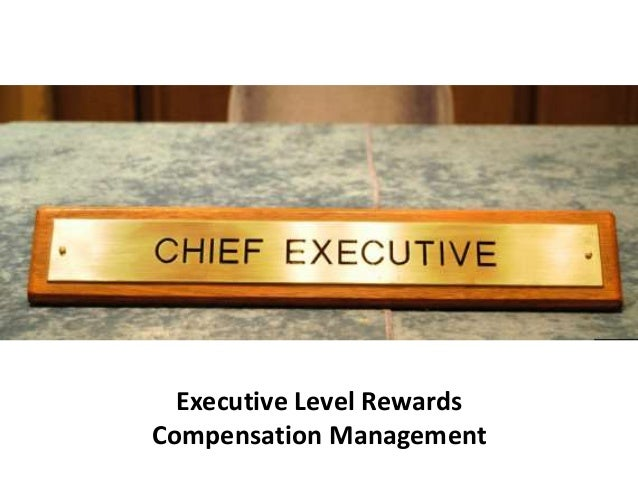 executive pay what inducement you think that relationship provieds upper level executives