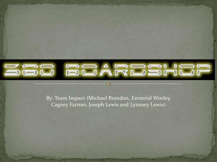 360 Boardshop