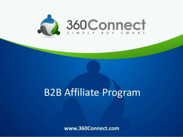 360 connect affiliate information