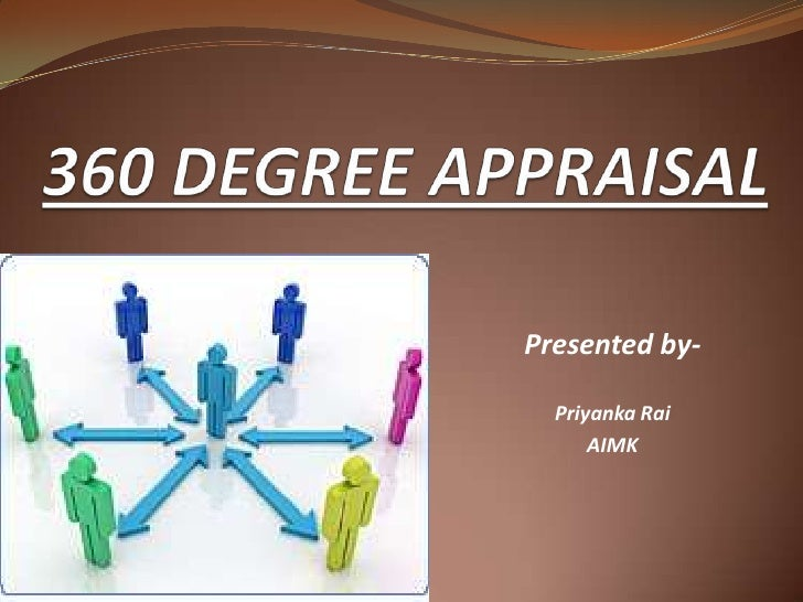 360 degree appraisal
